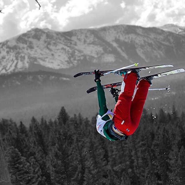 We are thankful for #HighFivesAthlete @jakeski6 // Jake Hickman // #powerofahighfive