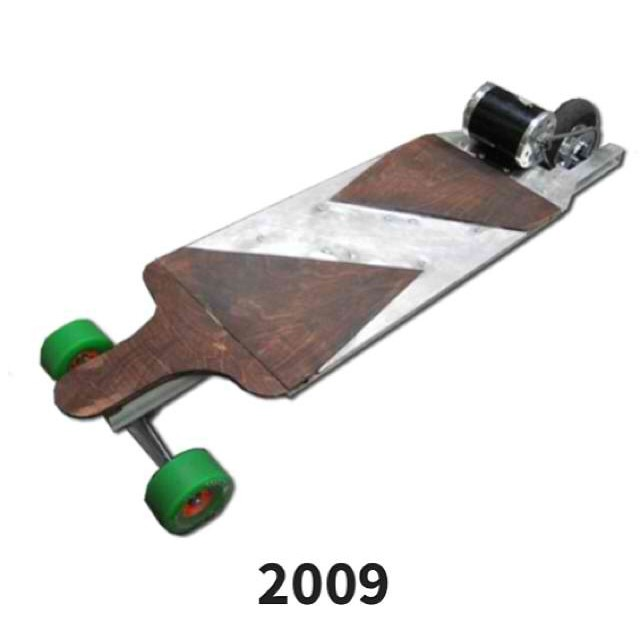 #tbt A look back to the first ZBoard prototype ever. Today we are thankful for everyone who has helped us get from this hunk of junk to where we are today. To our family, friends, fans, and customers - we're so thankful for your support!