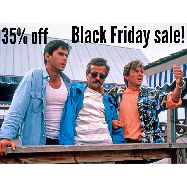 Don't sleep on this sale! 35% off site wide ... Today only! www.mystz.com // happy Black Friday, but away. #stzlife #sale #blackfriday #weekendatbernies #sendit promo code: friday35