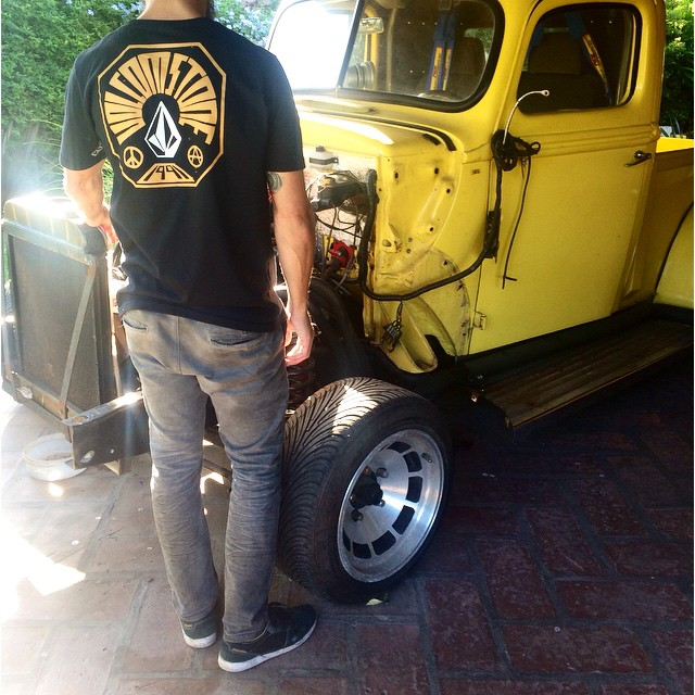 Chino Pants + VolcomStoneTee #SS15  #Volcom #Verano