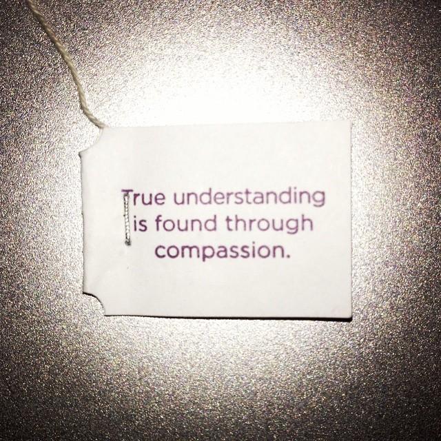 Tea wisdom ✌️