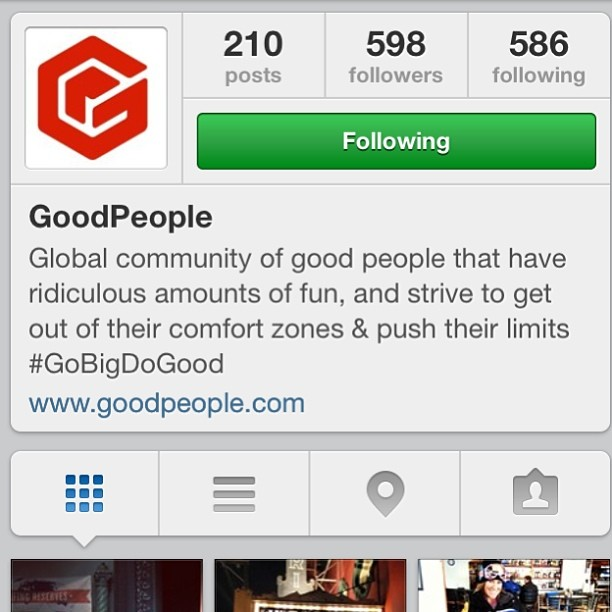 Have you guys checked out @goodpeoplelife yet? Rad new social community of brands, thinkers, and creators that like to do good! We're on board (pun intended) and you can find all our rad stuff on there as well! They're are doing a special Black Friday...