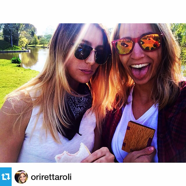 #Repost from @orirettaroli 