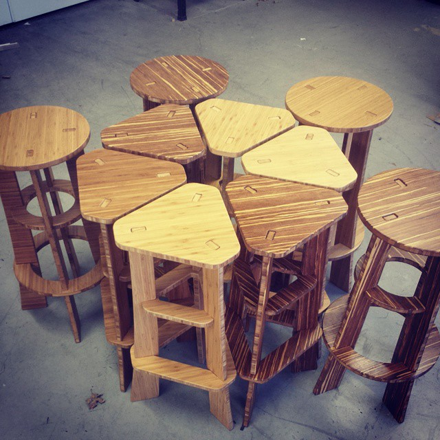 I'm feeling a #barstool sale.. Nah, how about 30% off on all products until 12/2? Use code: CyberWeekend2014 at checkout and take advantage of this amaaaaazing offer.  #stool #bamboo #grassracks #blackfriday #surf #sup #skate #snow #snowboard #ski...