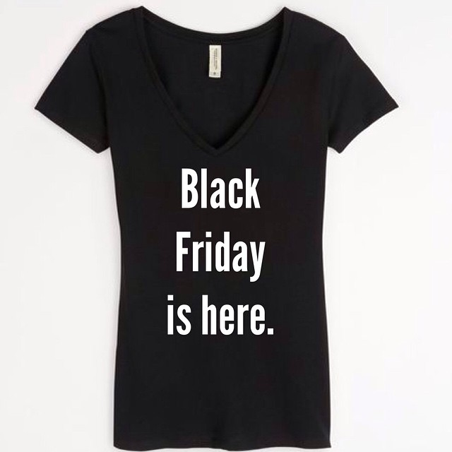 Yes, yes it is. #blackfriday #sale #tgif #weekend #shopping #fashionfriday