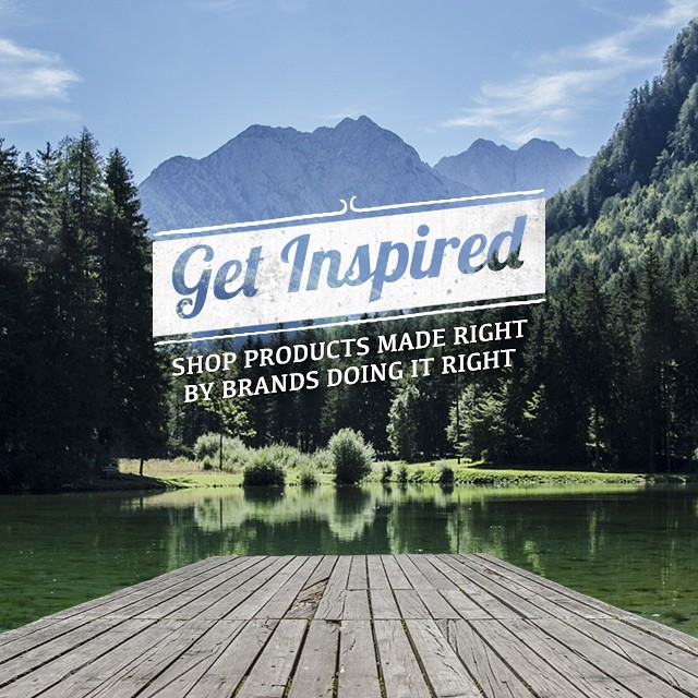 Get Inspired at GoodPeople.com // Feel good about shopping by supporting small and local brands that are doing things right. Each of these brands @coalitionsnow @gramshakle, @restlessboards @thepaddleout @orbital @Indosole @bekindvibes @parksproject...