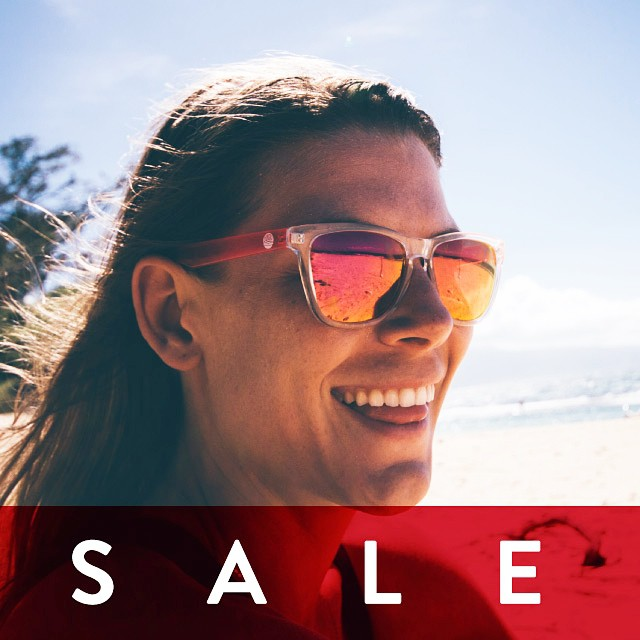 Pink Originals are 35% off today only at sunskis.com! All other styles are 25% off until Monday! ☀️☀️☀️
