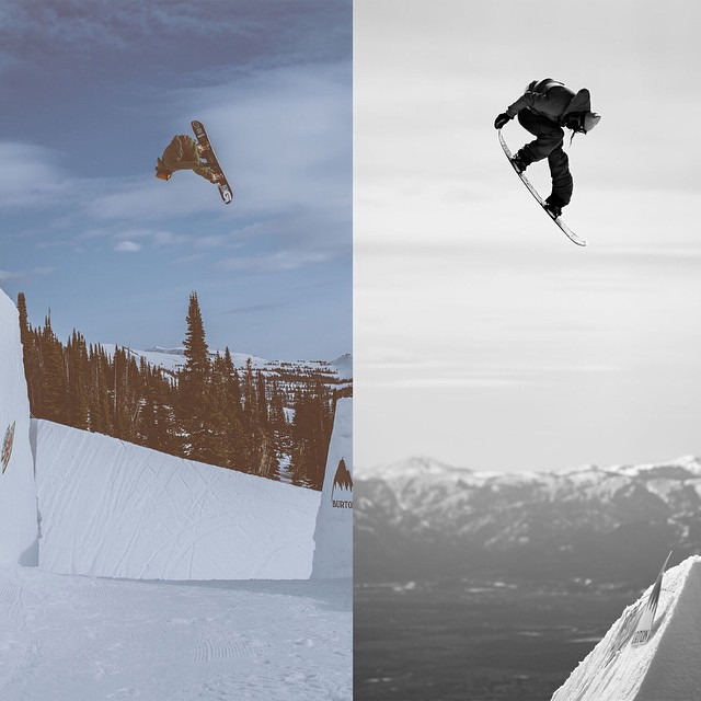 """""""Danny Davis represents the style and soul of snowboarding.  He's going to be the catalyst to take snowboarding to the next level.""""-Burton Global Director of Marketing Bryan Knox #PeacePark14 ("""