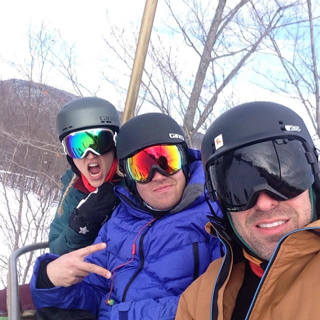 #mountsnow #goldenchair #justsendit #ilovermont #802 #vermontucky #fyofo #skiing #carinthia #smile #pow #rageface #edm #captainEvanBellerLooksLikeDarthVader @zayjmad191