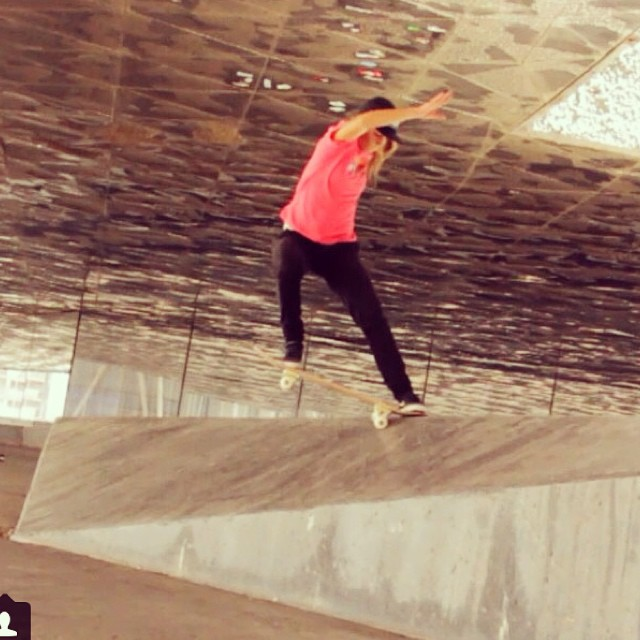 Have you seen @leticiabufoni 's new video part? Check out @ridechannel for the edit!