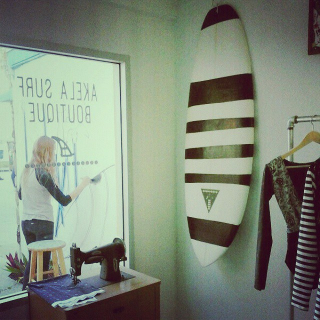 @teal.turner  in Akela  Surf  Boutique