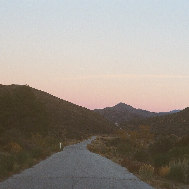 Little roads to the back hills