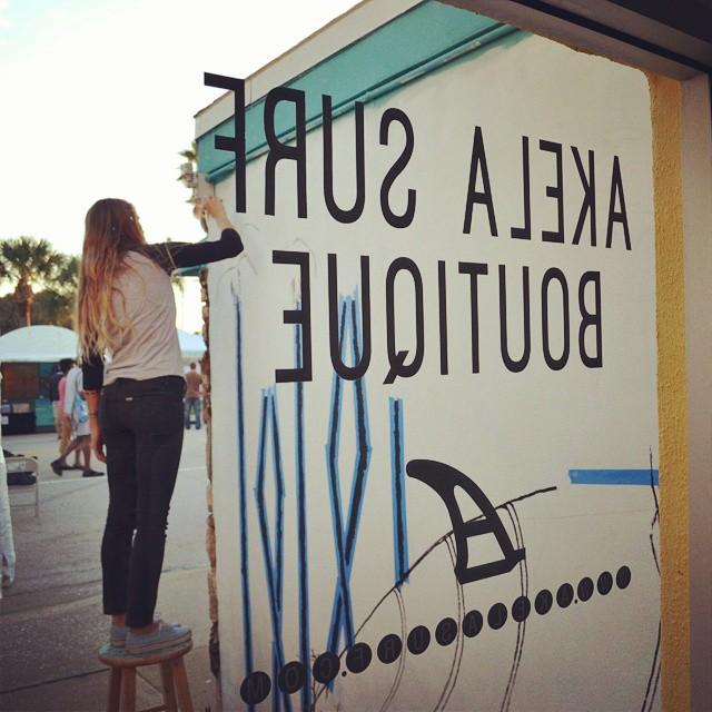 @teal.turner  #AkelaSurf  Boutique