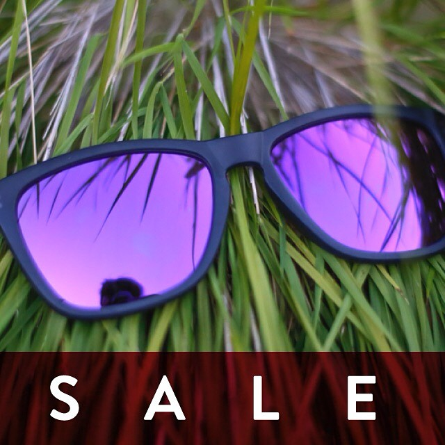 PURPLE HEADLANDS are discounted 35% today! All other styles are 25% off --- These would make perfect stocking stuffers, don't you think?