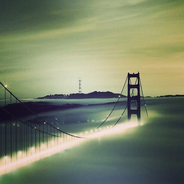 Have you visited San Francisco?
