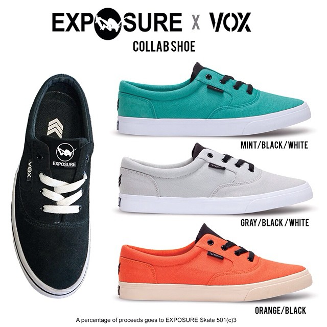 We are very excited to announce our collaboration with @voxskateboarding ! You can rock these fun colors while helping to support our mission. Click the link in our bio to order! #empoweringwomen #girlsrising