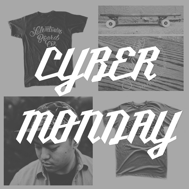 Tomorrow deep sales across the site. Also use HOLIDAY15 at checkout for 15% off.