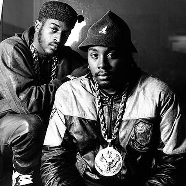 #TBT Follow The Leader(s) @ericbandrakim #kangol