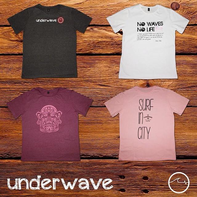 Tanto tiempo valió la pena, arranca @underwavebrand !! Hoy a las 18 hs podes ver todos los diseños y adquirirlos en Facebook.com/UnderwaveBrand !