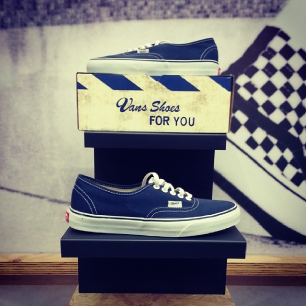 Vans Shoes For You!