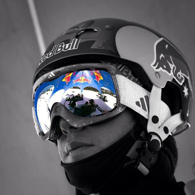 Who else has their sights on shredding this season? @russhenshaw by