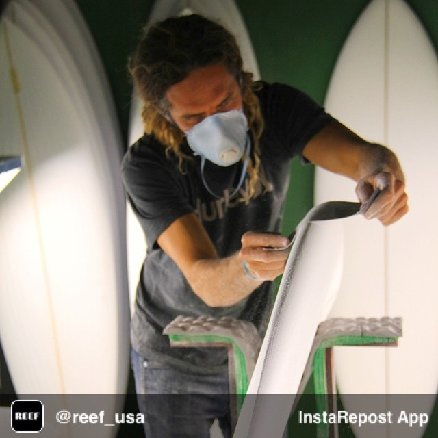 Repost from @reef_usa via @igrepost_app, it's free! Use the @igrepost_app to save, repost Instagram pics and videos, When you've been the places @rob_machado has, it only makes sense to start exploring new canvases of creativity. Have you seen what he...