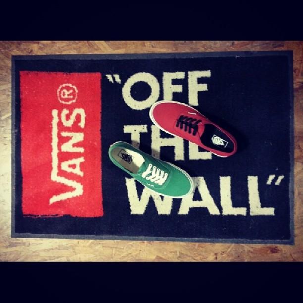 Charla entre dos #VansClassic.