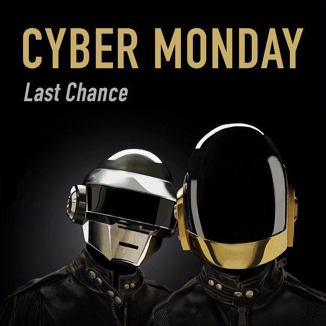 Last chance to get lucky with our Black Friday/ Cyber Monday deal. See website homepage for details! #cybermonday #lastchance #getlucky