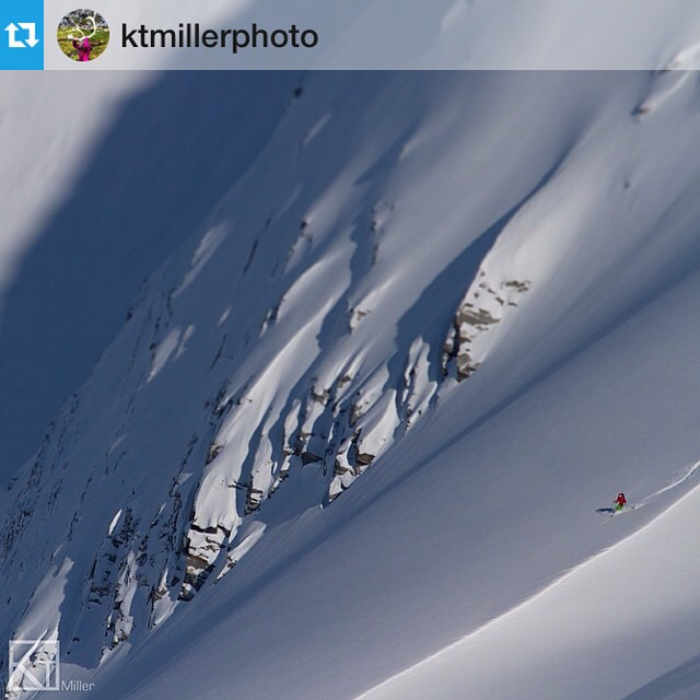 #Repost from our photographer and filmer @ktmillerphoto - she's presently in the editing cave going through the incredible footage and pics (such as this) from our expedition to Greenland. We're excited to share more of our adventure very soon!...