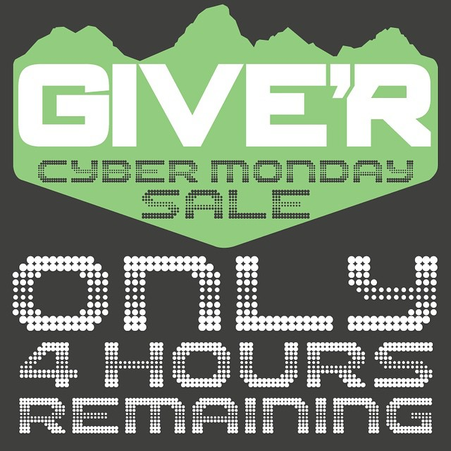 #nuffsaid DONT MISS OUT! Click link in profile for details. #jacksonhole #CYBERMONDAY