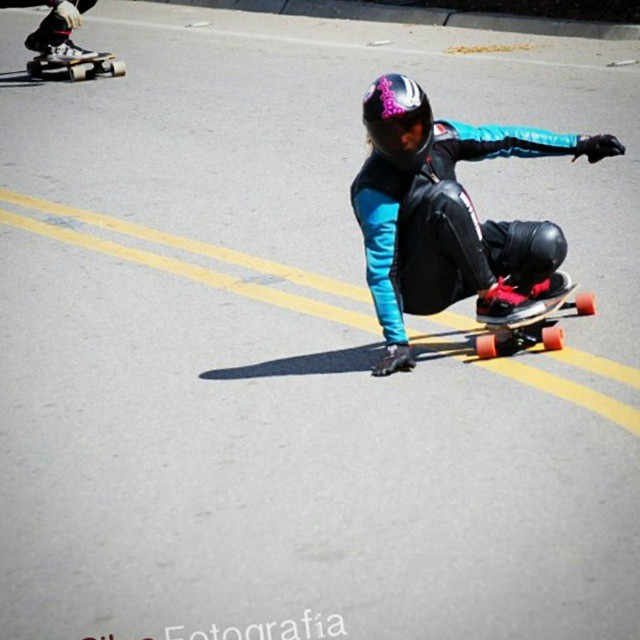 Go to www.longboardgirlscrew.com and check LGC #Peru ambassador @giorgidh latest edit. Check it out!  #longboardgirlscrew #girlswhoshred #giorginaivanov