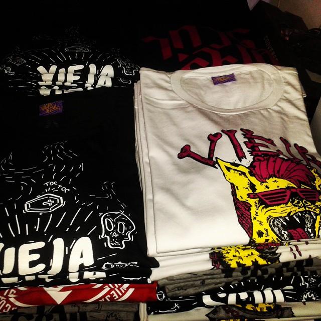 Pedidos! #tshirt #skateshop #clothes #spring #summer #ViejaScul