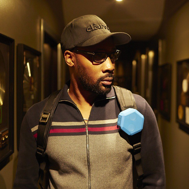 #CyberTuesday is in full effect so you could say it really is #abettertomorrow! The first 30 people to order from our site today can take 25% off with code CYBERTUESDAY #RZA #wutang #DEC2