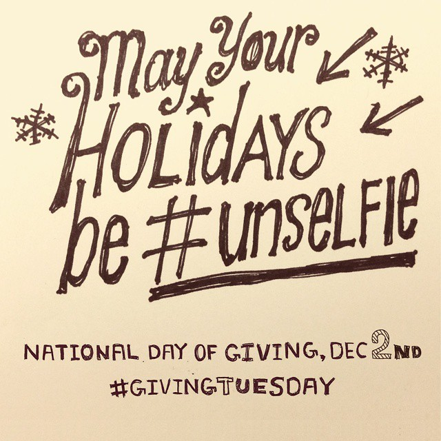 For ‪#‎GivingTuesday‬, please post an ‪#‎unselfie‬ in your fav Waveborns and donate as much as you can to fund life changing cataract surgeries!  www.waveborn.com/donate