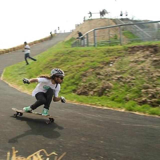 Andres Rubinõ #kysygni #skate #longboard #downhill