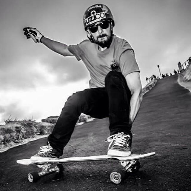 Perez Sebastian #kysygni #skate #longboard #downhill