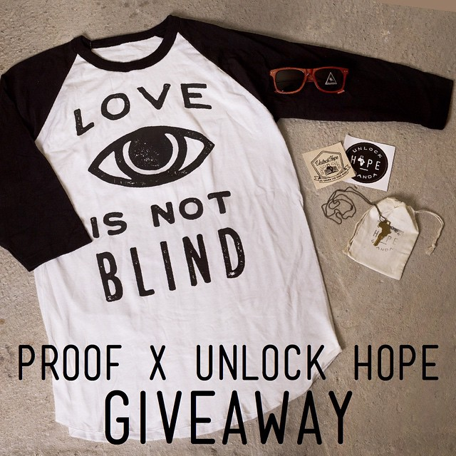 """No one has yet realized the wealth of sympathy, the kindness and generosity hidden in the soul of a child. The effort of every true education should be to unlock that treasure."" -Emma Goldman  HOW TO ENTER: ≫FOLLOW both @proofeyewear& @unlockhope ≫TAG..."