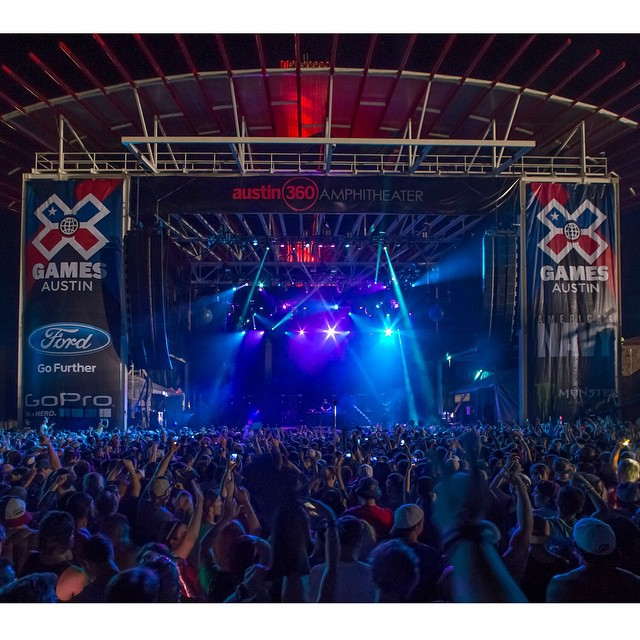 Which musicians would you like to see perform live at #XGames Austin this summer?  Comment below and we'll tally your top choices. (