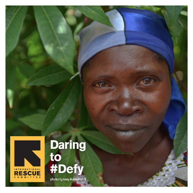 Tomorrow night, join @theirc GenR for an evening of art, cocktails and activism! Featuring the work of acclaimed photojournalist, Lynsey Addario, and the culinary delicacies of chef-to-the-stars, @ChefKPE at Drift Studio NYC. Purchase tickets here:...