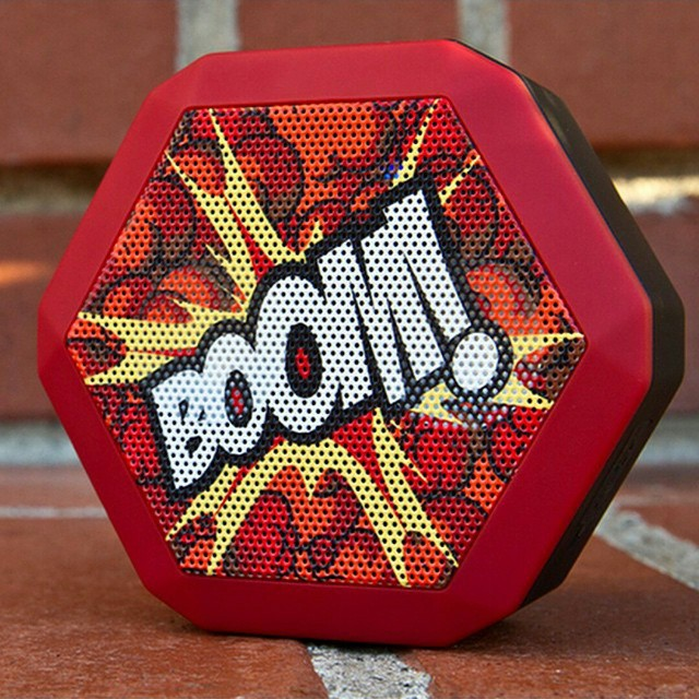 The Limited Edition Sket-One REX is now available at boombotix.com. Use code CYBERTUESDAY for 25% off your next order #BOOM