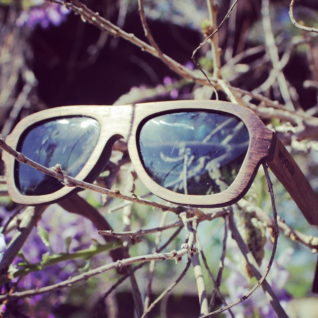 We love wooden glasses. What do you love?