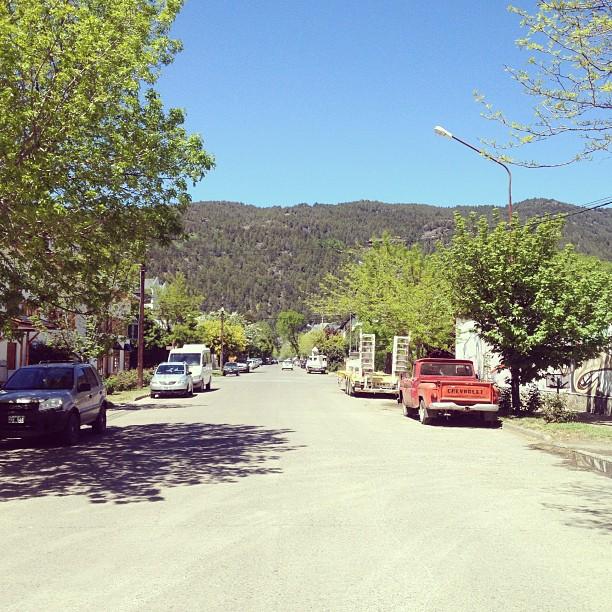 San Martín de los Andes. Mi barrio. #sanmartindelosandes