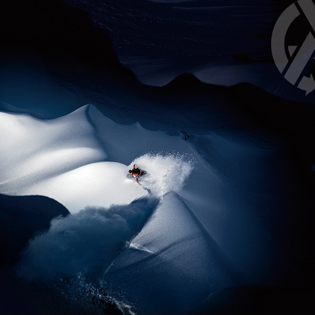 "To the guy that not only brings it ALL to the table, he shows up with the table itself,  @scottserfas Happiest of birthdays to you man!  Your talent illuminates even the blackest of nights.  Cheers!  Rider: @travisrice ""Illumination"" by Scott..."