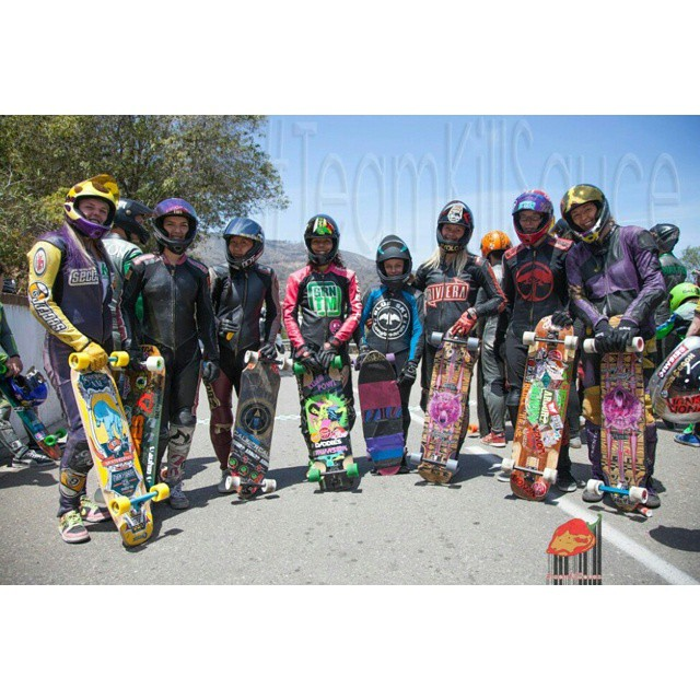 Go to www.longboardgirlscrew.com and check the article written by @skatebagels about the Catalina Island Classic 2014!! Better late than never! ❤  #longboardgirlscrew #girlswhoshred
