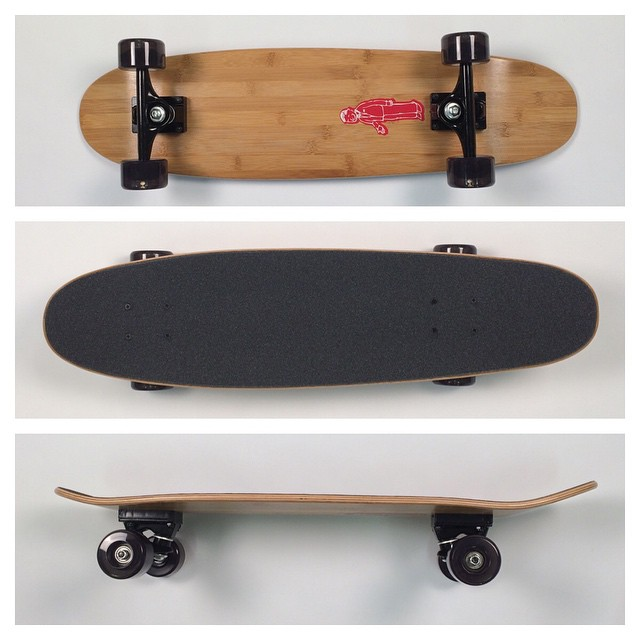 #bamboo 101 #cruiser #skateboard is up for sale now in the webshop #skatelife  #longboard #longboards #penny #cali #thankyouskateboarding #beachlife #instagood #love #nickel #dinghy #mini #skate #sk8 #wheels #trucks #getbuck #summer #christmas #present...