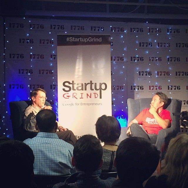 Thomas Jefferson was the most entrepreneurial founding father @neavc @1776dc #startupgrind #waveborn