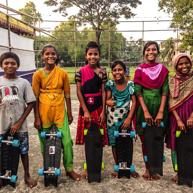 Smiles are contagious. We recently had the opportunity to send several boards, with support from Jasmine Echo, to the Cox's Bazar Lifesaving and Surf Club in Bangladesh and stoke out some groms in need! These kids are challenging cultural barriers and...
