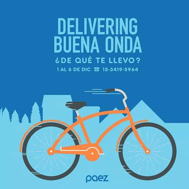 #DeliveringBuenaOnda descuento especial para oficinistas, rock! Llama al 1534195964 ☎