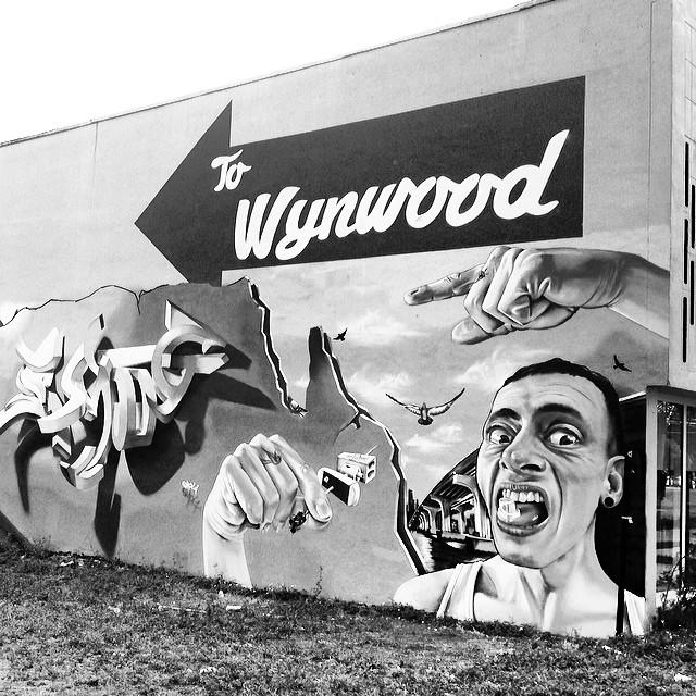 To Wynnwood #artbasel #miami #wynnwood