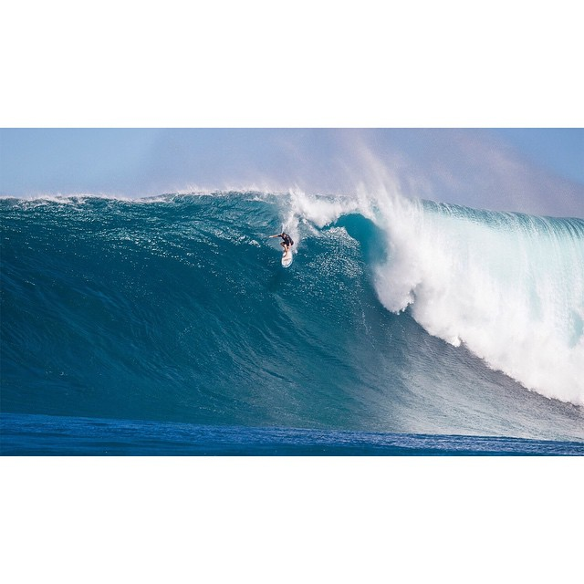 Our #BigWaveHellmen series is nominated for eight SURFER Poll Awards!  Click the link on our profile page to check it. (